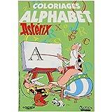 Livre de coloriage Astérix et Obélix L'Alphabet...