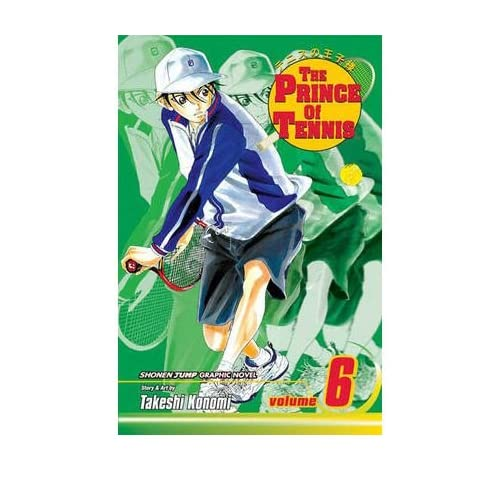 (The Prince of Tennis, Volume 6) By Konomi, Takeshi (Author) Paperback on (01 , 2005)