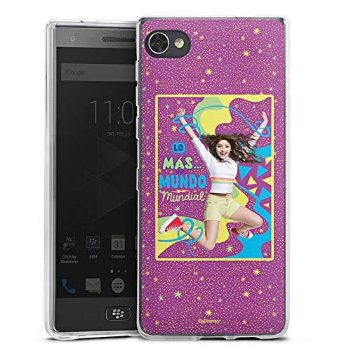 DeinDesign BlackBerry Motion Silikon Hülle Case Schutzhülle Soy Luna Fanartikel Merchandise Disney