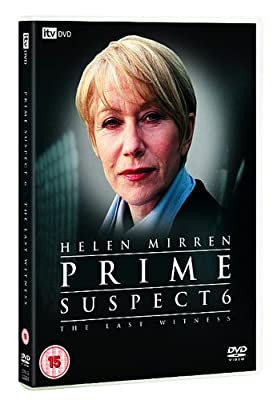 Prime Suspect: 6 - The Last Witness [DVD] by Helen Mirren
