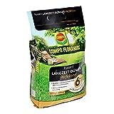 COMPO FLORANID Rasen-Langzeit-Dünger Perfektion, 6 Monate Langzeitwirkung, Feingranulat, 10 kg, 220 m²