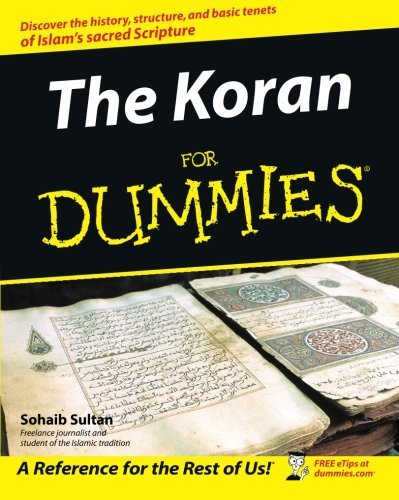 The Koran For Dummies by Sohaib Sultan (2004-06-04)