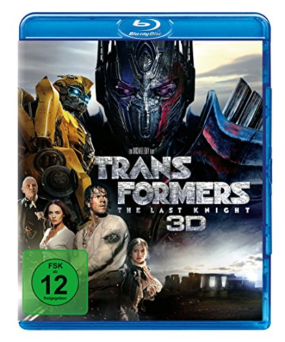 Bild von Transformers 5 - The Last Knight  (+ Blu-ray) (+ Bonus-Disc)
