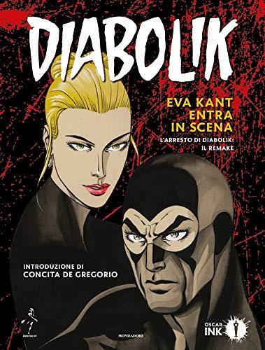 Eva Kant entra in scena: L'arresto di Diabolik: il remake