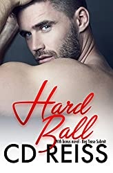 Hardball: (A Sports Romance Standalone) (English Edition)