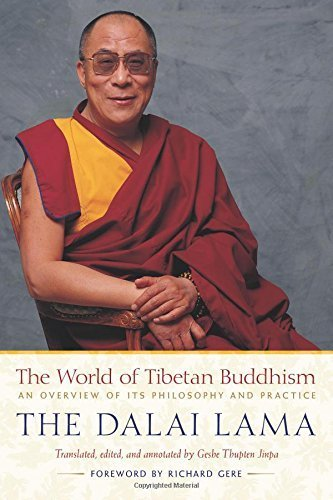The World of Tibetan Buddhism: An Overview of Its Philosophy and Practice by His Holiness the Dalai Lama (1995-03-03)