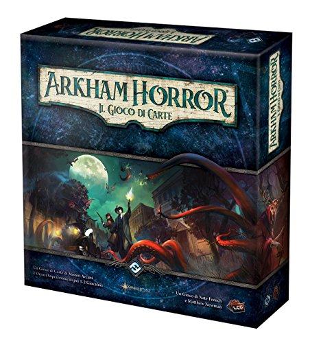 Asmodee- arkham horror lcg edizione italiana, 9600