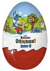 Idea Regalo - Kinder Sorpresa Uovo di Pasqua gigante 220g
