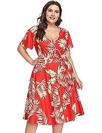 Suchergebnis Auf Amazon De Fur Die Blumige Kleider Damen