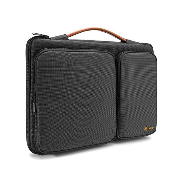 e8551ab2f2 ?15-15.6 Pouces? tomtoc Housse pour Ordinateur Portable 15-15.6 Pouces HP ?  ...