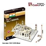 CubicFun Puzzle 3d Mini–Taj Mahal