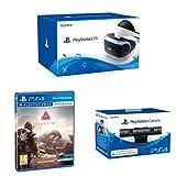 Sony PlayStation VR (PS4) + Farpoint - Edición Estándar + Sony - Cámara (PS4)