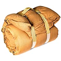 Sleeping bag - Brown - Snidi cloth for trips and camping