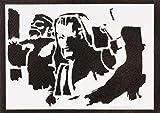 moreno-mata Eismagier Clash Royale Handmade Street Art - Artwork - Poster