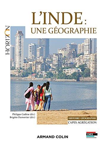 L'Inde : une géographie - Capes-Agrégation Histoire-Géographie