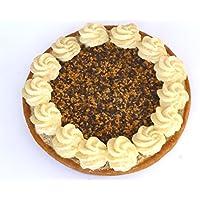 Chocolate de madera de nogal para tartas plástico falsa–Pastelería, imitación Fake Food