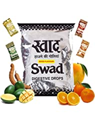Swad Digestive Assorted Candy, 100 Candies 280g Pouch