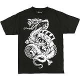 Metal Mulisha Herren T-Shirt - Venomous - schwarz