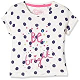 #9: Mothercare Baby Girls' Polka Dot Regular Fit T-Shirt (PD700 -1_multicoloured_3-6 months)