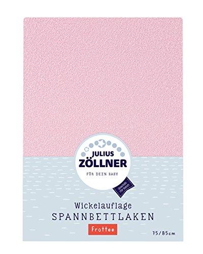 Julius Zöllner-Funda para cambiador de 75x 85cm rosa