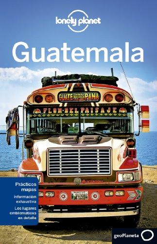 Guatemala 5 (Guías de País Lonely Planet) por Lucas Vidgen