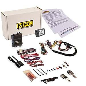 MPC 2-Way LCD Remote Start - Chevy Camaro, Cruze, Equinox 2010 & Up EZ Install