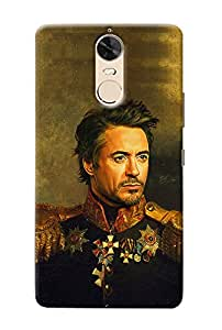 Clarks Hollywood Actors Hard Plastic Printed Back Cover/Case For Lenovo K5 Note