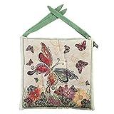Kissen Stuhl EMILY Home Butterfly in Gobelin 40x 40cm