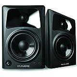 M-Audio AV42 2-Weg aktiv Desktop-Referenz studiomonitor & PC-Lautsprecher
