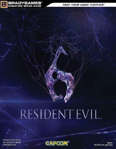 Resident Evil 6 (Lösungsbuch)