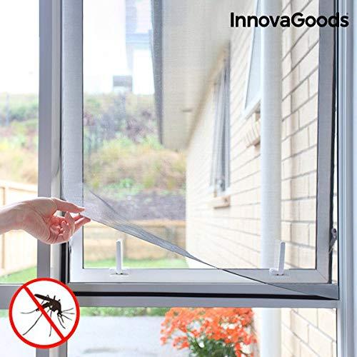 Zanzariera adesiva per finestra
