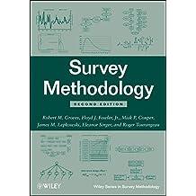 Survey Methodology (Wiley Series in Survey Methodology)