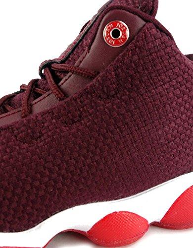 Nike 845099-600, espadrilles de basket-ball garçon Rouge