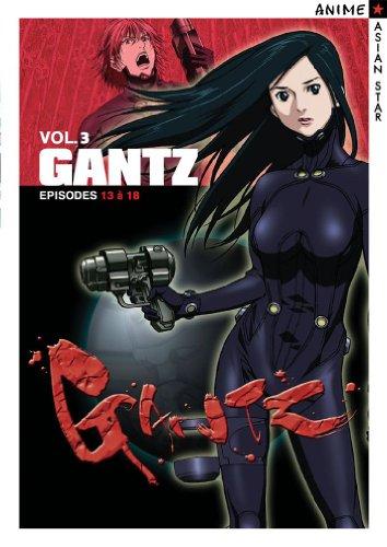 Gantz : Volume 3 - Coffret 2 DVD
