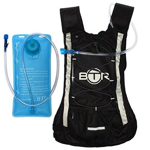 Hydration Pack, Rucksack Plus Trinkblase