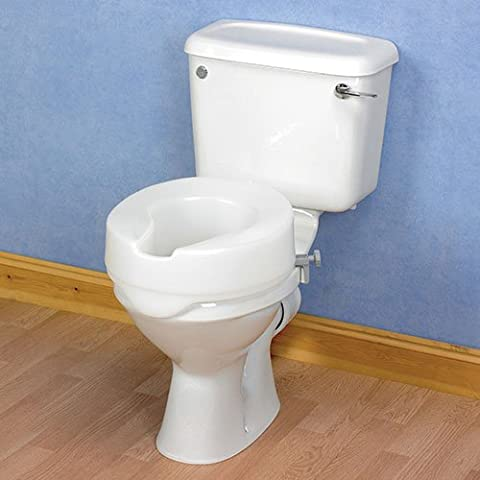 Patterson Medical Ashby Toilettensitzerhöhung, 15cm