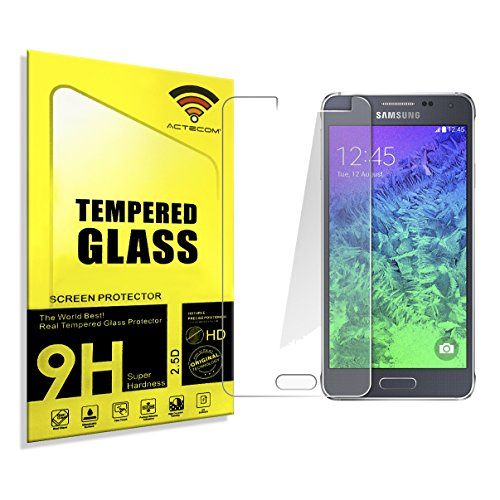 ACTECOM® Protector Pantalla Compatible Samsung Galaxy