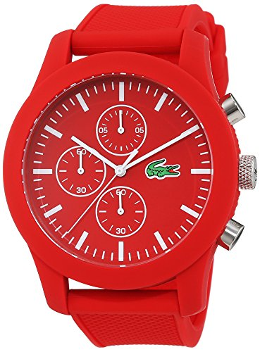 Lacoste Men's Watch Lacoste 12.12 Analogue Quartz Silicone 2010825