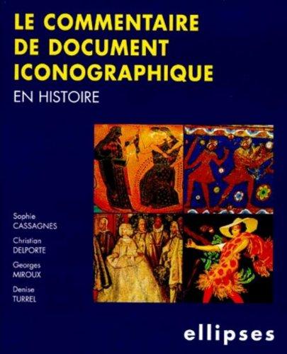 Le Commentaire de document iconographique en histoire