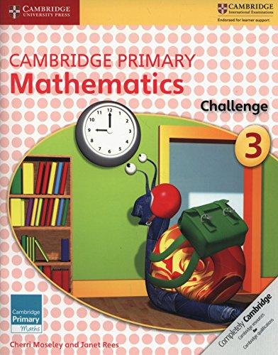 Cambridge: 3 (Cambridge Primary Maths)