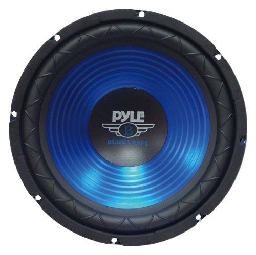 Pyle plw12bl 800W 30,5cm Subwoofer Dvc Blue Wave Woofer