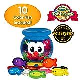Learning Journey Lernen Sie mit Mir Farbe Fun Fish Bowl