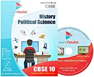 LearnFatafat CBSE Class 10 History & Political Science Video Lessons Co
