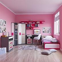 Kinderzimmer komplett mädchen  Suchergebnis auf Amazon.de für: jugendzimmer mädchen komplett