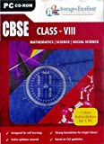 #9: Average2Excellent Class 8 (Maths, Science, Social Science) CBSE (CD), 1 Year for 1 PC