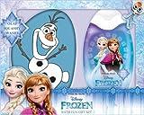 Disney FROZEN - Die Eiskönigin 2 in1 Duschgel & Shampoo Set