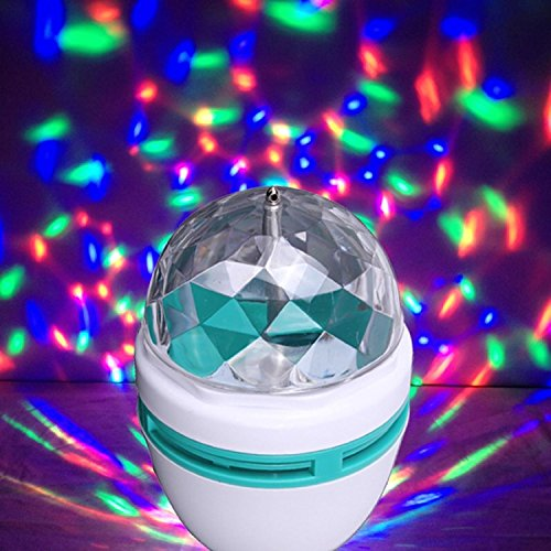 Disco Light Mini Party Lamp LED 3W Effect