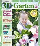 3D-Garten 6.0, 2 CD-ROMsDer digitale Gartenarchitekt. Für Windows 95/98/NT/2000/ME/XP -
