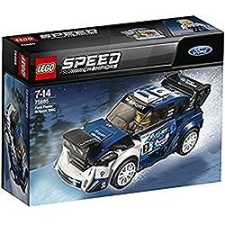 Lego Speed 75885 - Champions Ford Fiesta M-Sport WRC