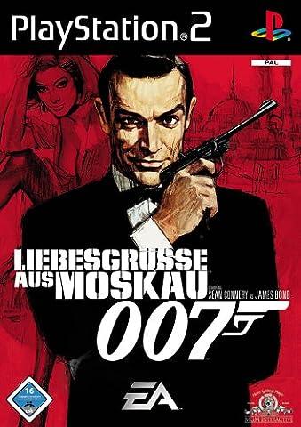 James Bond 007 - Liebesgrüsse aus
